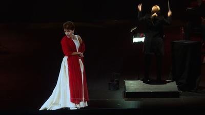 動画:びっくり! 「20世紀最高の歌姫」M・カラス、ホログラムで再び舞台に