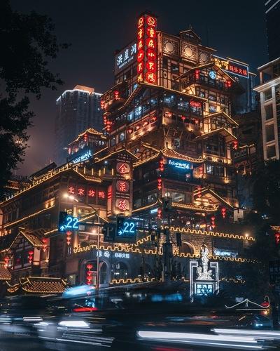 伝統とモダンの融合…日本人写真家が撮る中国の都市