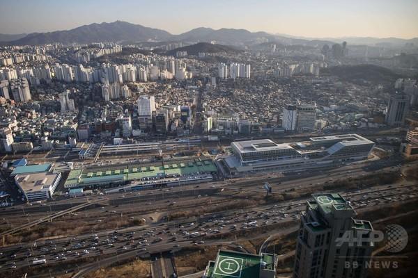 韓国ソウル最大の水産市場の移転問題、店主らと運営側が対立