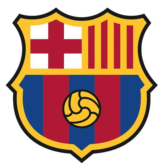 FCバルセロナが新エンブレムを発...
