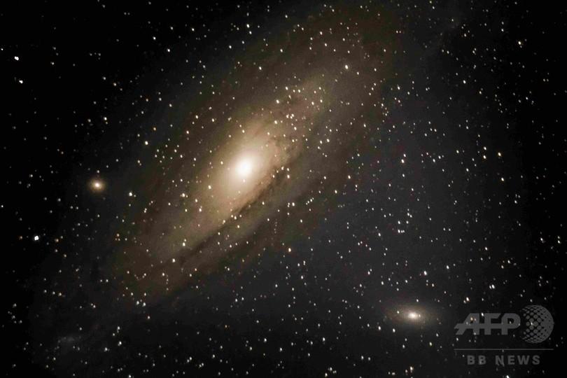 アンドロメダ銀河、地球より後の30億年前に形成か 研究