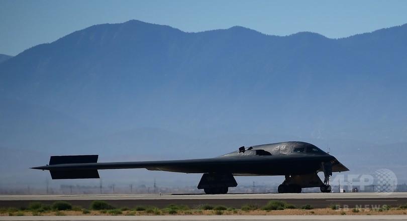 米ステルス爆撃機、リビアでIS戦闘員80人超殺害 異例の空爆作戦