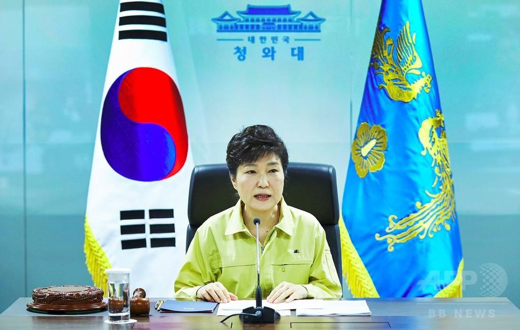 米韓両軍、合同軍事演習を開始 北朝鮮は反発