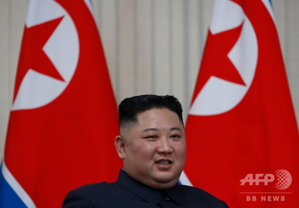 金正恩氏、ハノイ会談の米国を「不誠実」と批判  国営通信報道