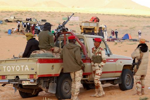 ニジェール、「テロリスト」120人殺害 仏軍との合同作戦で 国防省発表