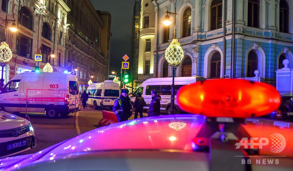 プールにドライアイス30キロ投入、有名ロシア人女性の誕生日会で3人死亡