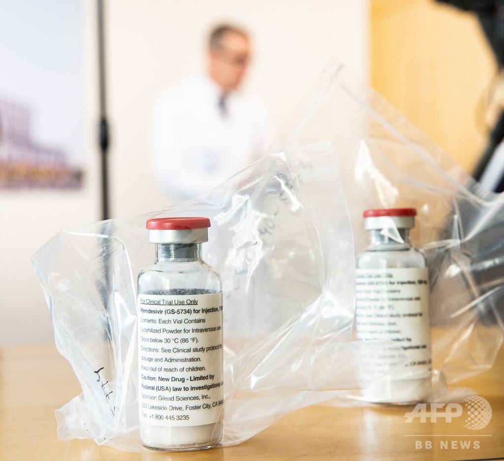 米、コロナ治療薬レムデシビル3か月分ほぼ買い占め 英独は確保済みと発表