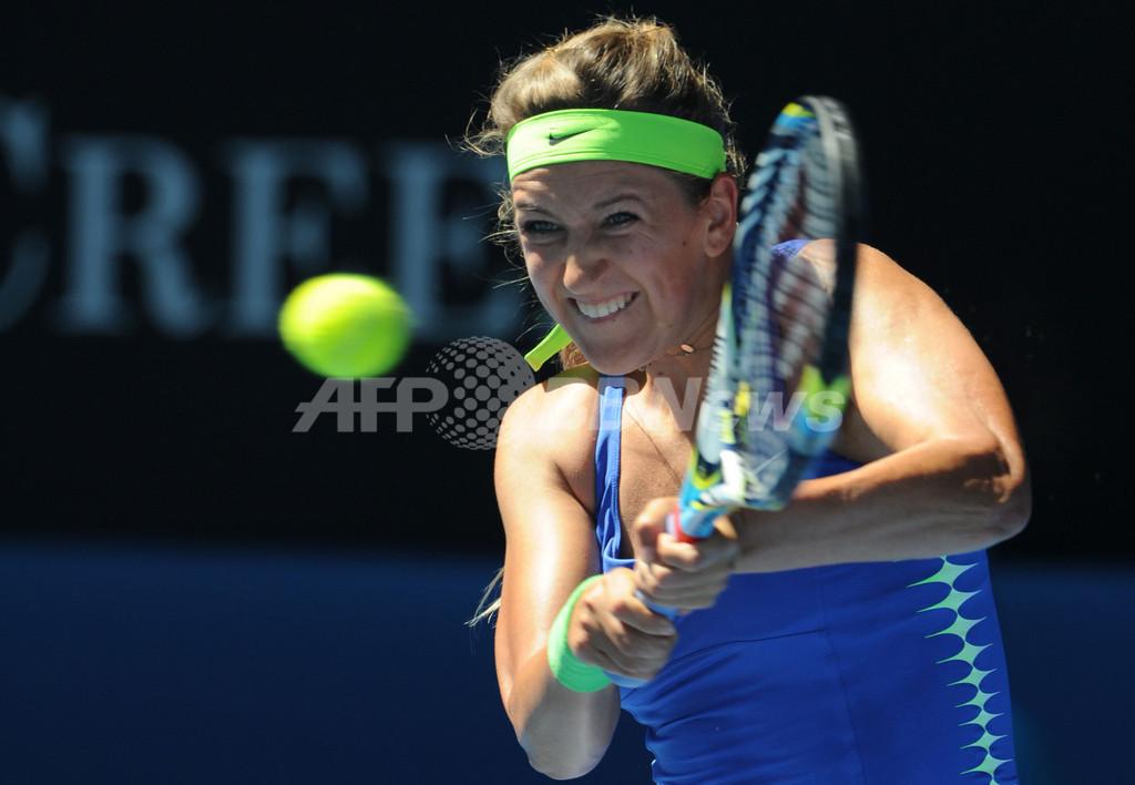 ボズニアツキとアザレンカが準々決勝進出、全豪オープン