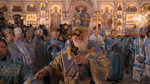 動画:ロシア正教会が総主教庁との関係断絶 ウクライナ正教会独立めぐり