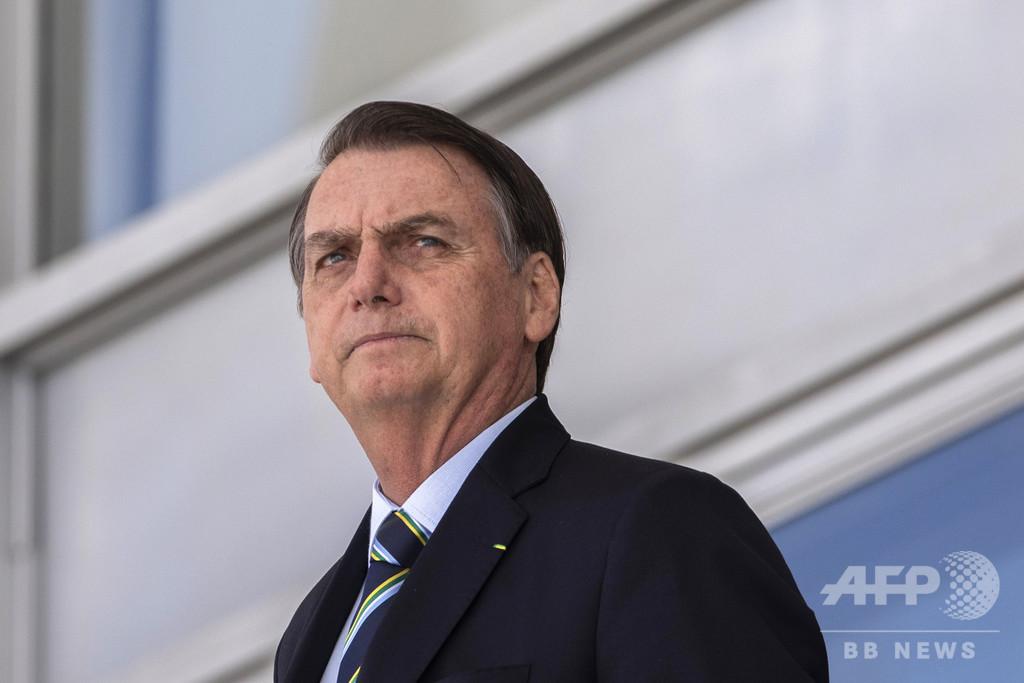 人権派市議殺害の容疑者ら、大統領との接触は「偶然」 警察見解 ブラジル