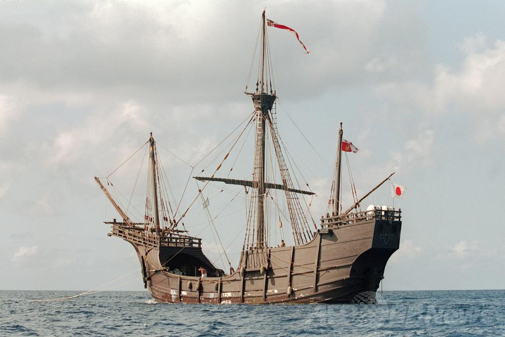 コロンブスの船ついに発見か、ハイチ沖の海底で