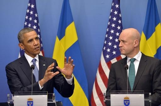米大統領、世界に対シリア軍事介入への支持を求める