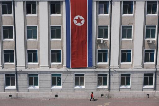 豪男性、北朝鮮で拘束の恐れ 金日成大学在籍か
