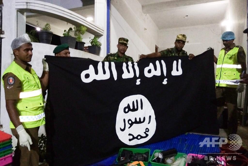 スリランカ軍と警察が合同作戦、IS系勢力とみられる15人死亡 東部カルムナイ