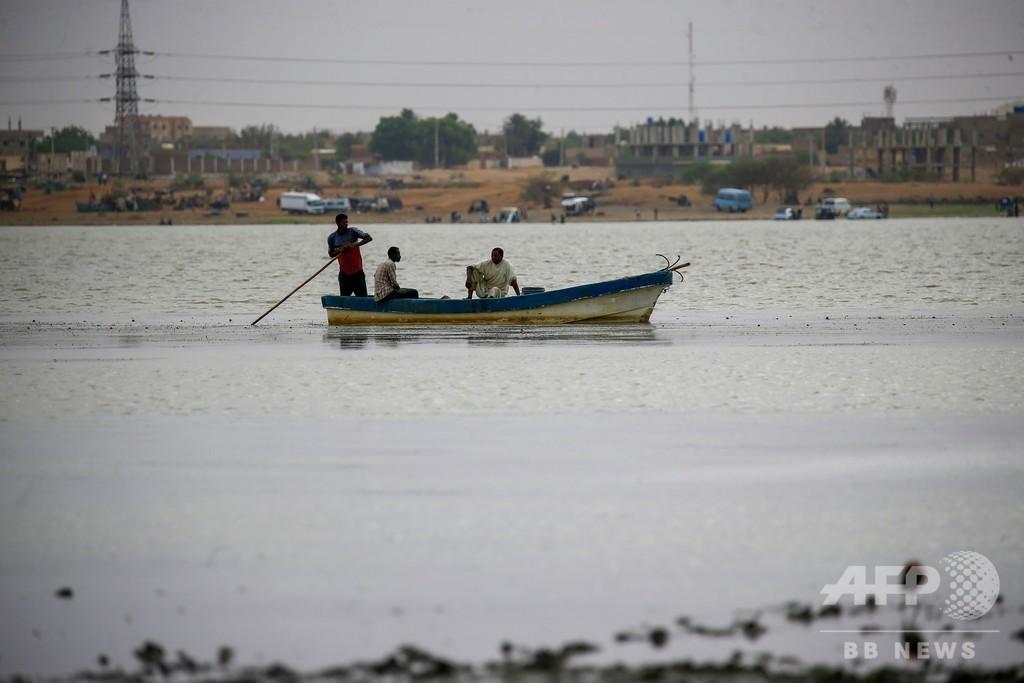 ナイル川の巨大ダム問題、スーダンが対立激化に警鐘
