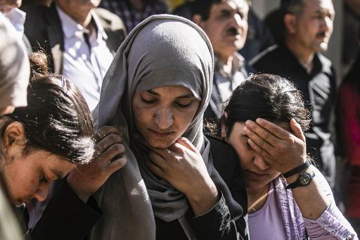 ISのレイプで生まれた子、ヤジディー共同体への受け入れ認めず  宗教評議会