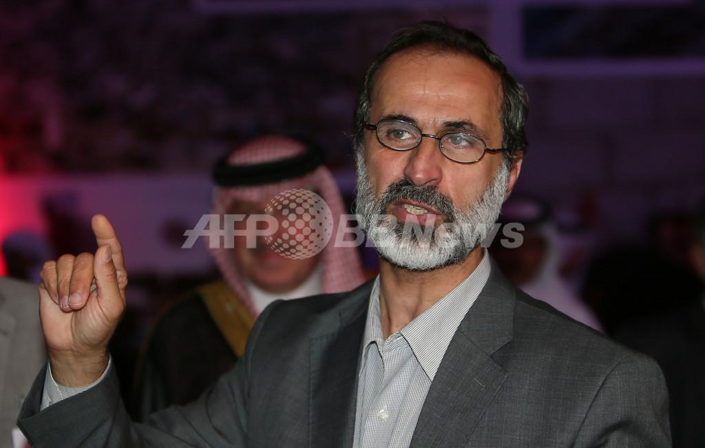 米、シリア反体制派の統一組織への支持表明