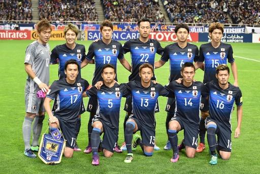 ハリル日本、首位のサウジ撃破で本大会へ前進 W杯アジア最終予選