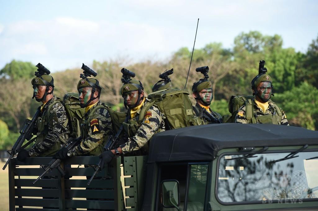フィリピンのリゾート島に襲撃、9人死亡 イスラム過激派の誘拐組織か