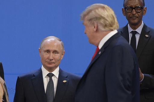 米選挙で新たな介入疑惑、トランプ氏とロシアは否定