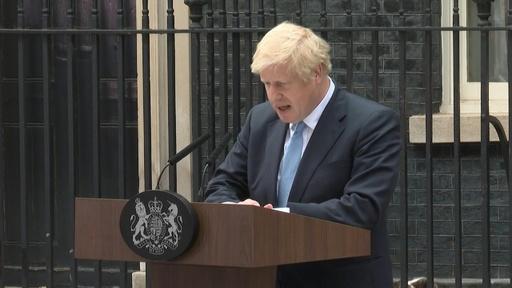 動画:英首相、10日14日の総選挙提案か 議会が離脱計画阻止の場合