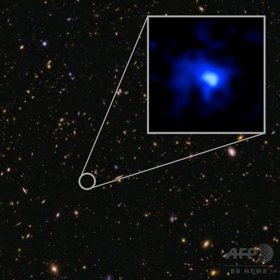 観測史上最も遠方の銀河を発見、地球から約131億光年