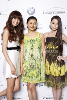 <Party>菊川怜やヨンアらも出席、都内で「BMW6シリーズ グラン クーペ」発表