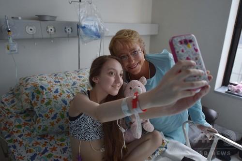 チリの14歳少女、安楽死の許可求め大統領にメッセージ