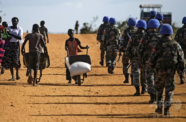 英国軍400人、国連南スーダン派遣団に初参加