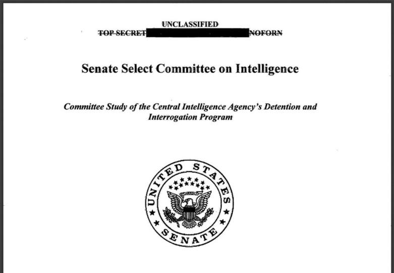 全裸で監禁、水責め、直腸から栄養…CIAによる拷問の実態