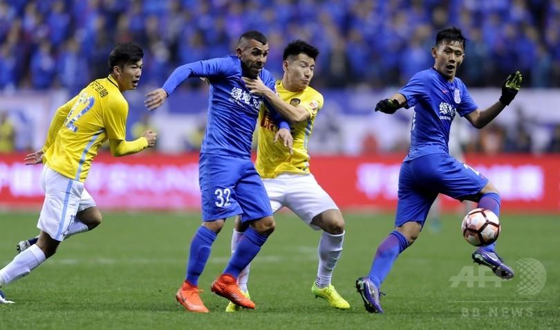 世界最高給のテベス、期待外れの成績で中国ファンの怒りが頂点に