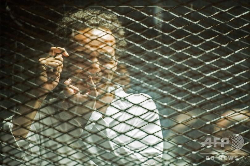 エジプト裁判所、「ムスリム同胞団」指導者ら75人の死刑判決維持