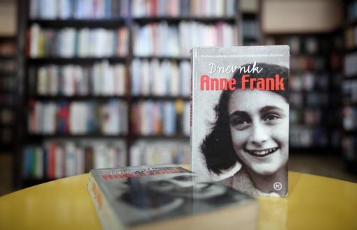 「アンネの日記」を教育課程から削除、批判集まる クロアチア