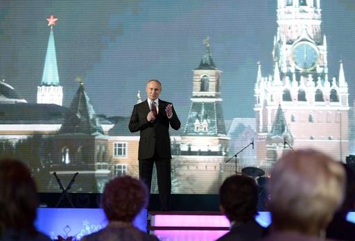 ロシア大統領、「テロリスト」撲滅を宣言 連続自爆でソチ五輪に暗雲