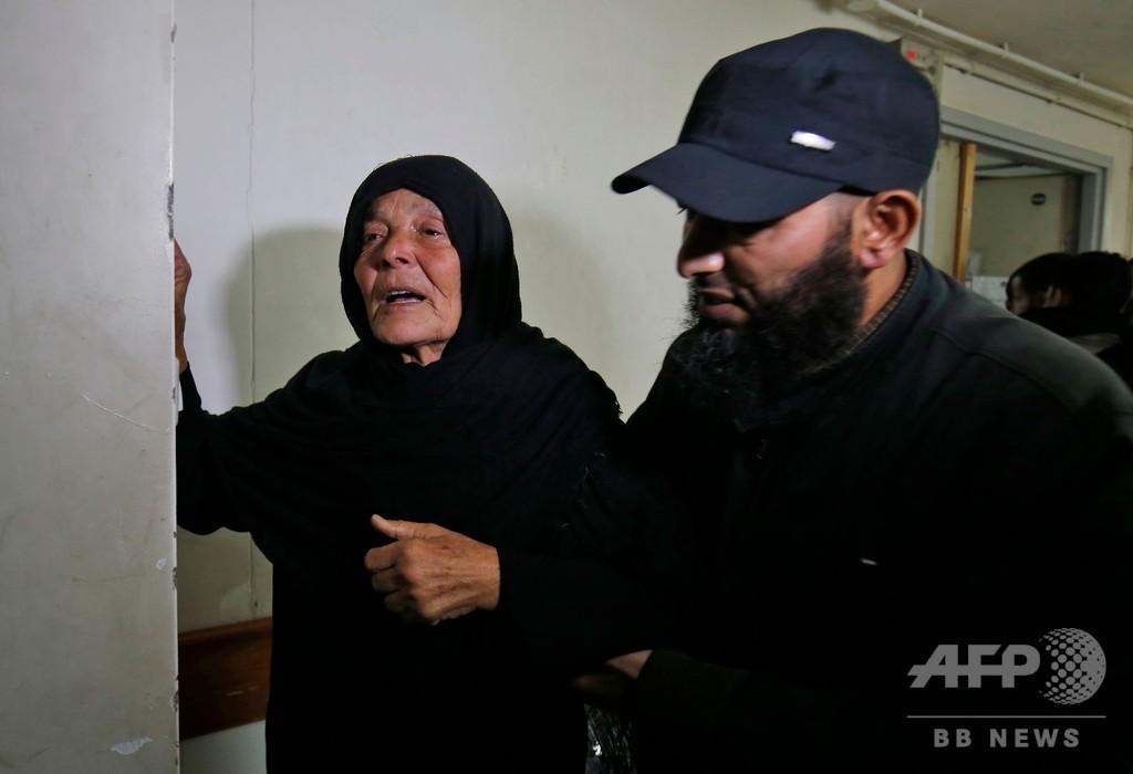 ガザで衝突、パレスチナ人6人・イスラエル兵1人死亡