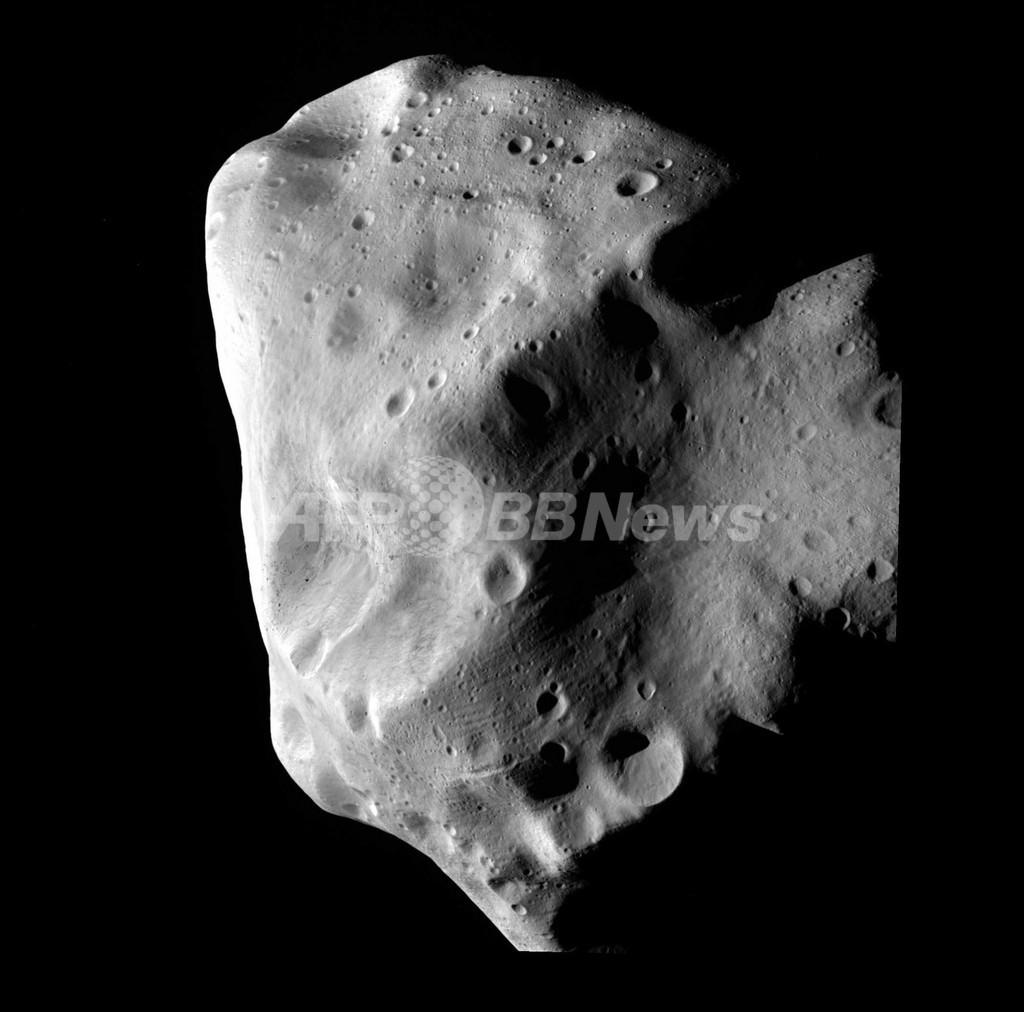 小惑星ルテティアは「微惑星」か、サイエンス誌