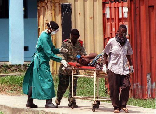 ギニアの伝染病、エボラ出血熱と確認 死者59人に
