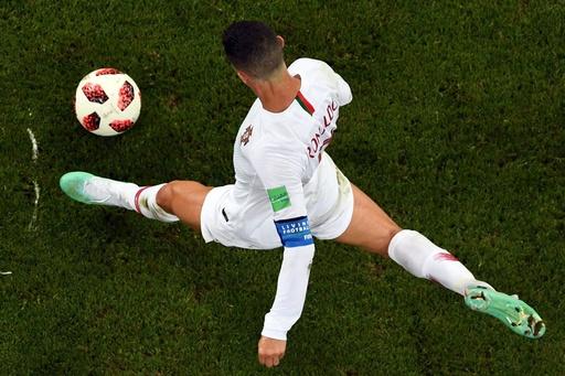 【AFP記者コラム】鳥の目で見るサッカーW杯