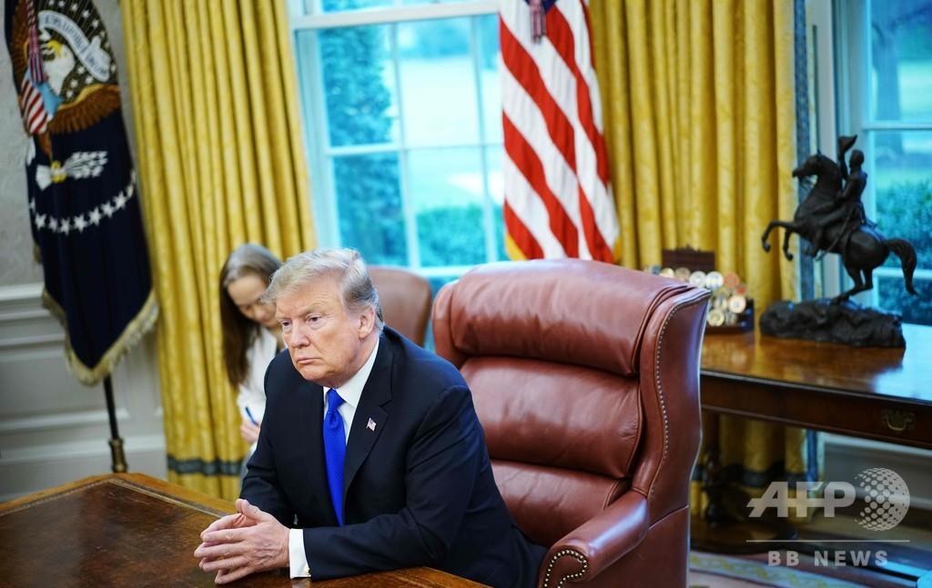 トランプ氏、習主席と3月にも会談示唆 米中貿易協議は延長