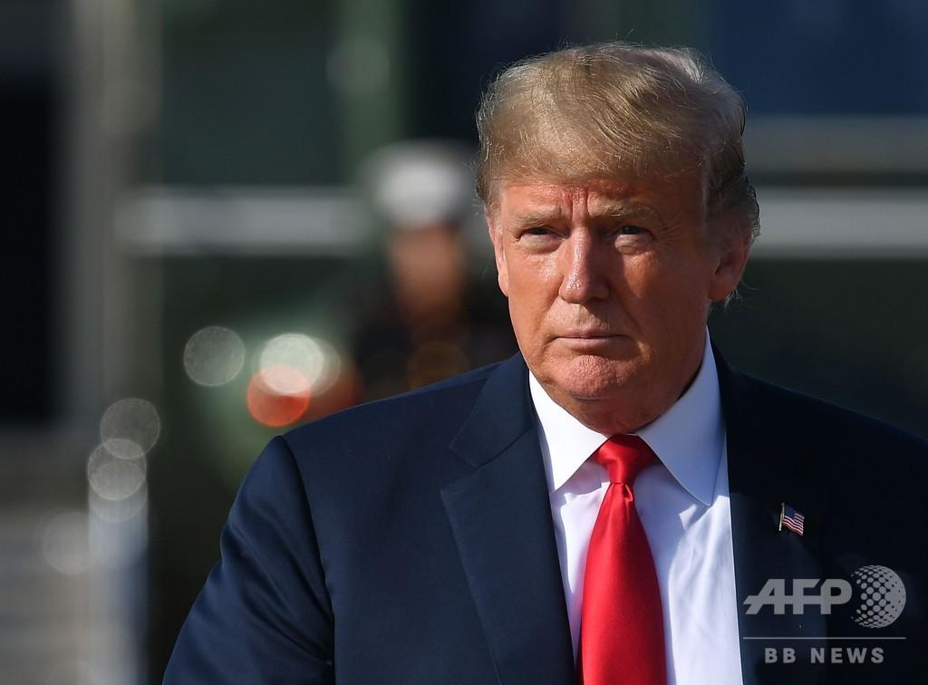 米中が電話会談、貿易問題で「進展」と両首脳