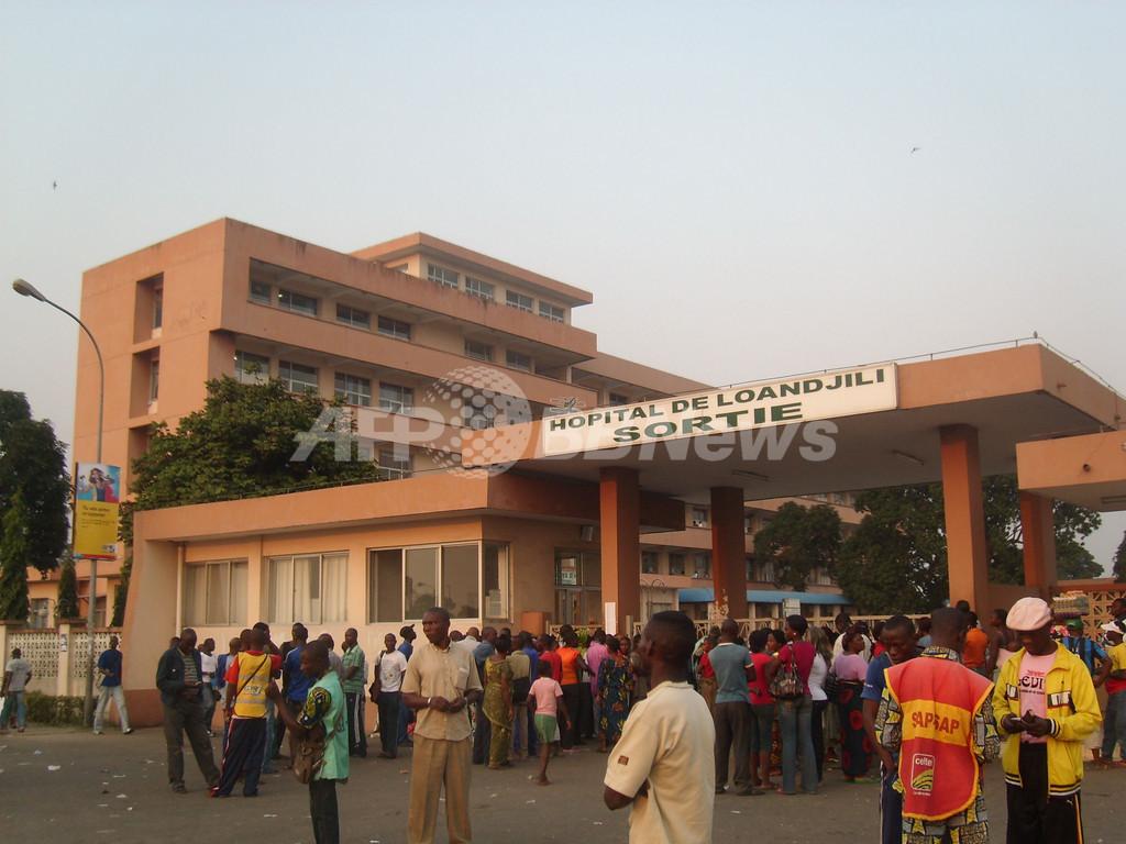 列車脱線で死傷者多数、コンゴ共和国