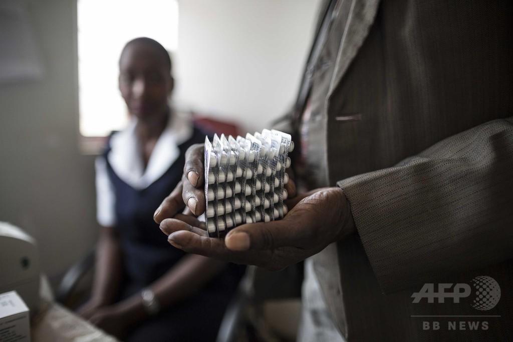 カップル間の無防備な性交渉、投薬でHIV感染リスク低減 研究