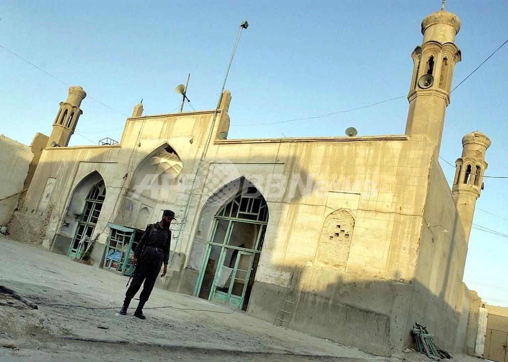 アフガニスタン南西部で自爆攻撃、24人死亡、34人負傷
