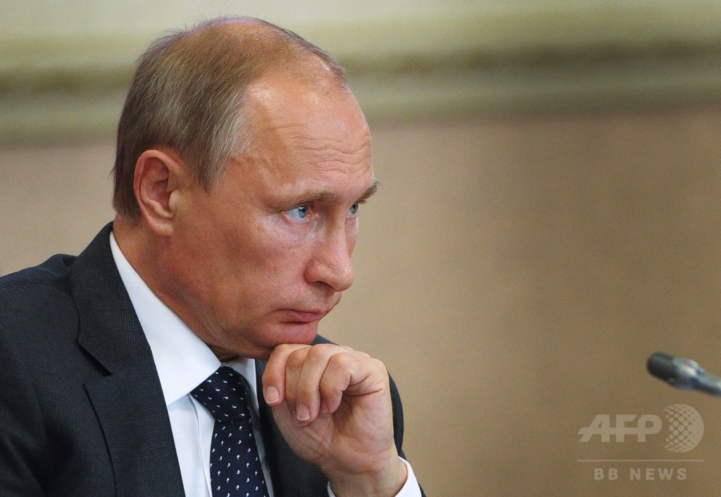 ロシア、制裁国に報復措置 農産品輸入を禁止