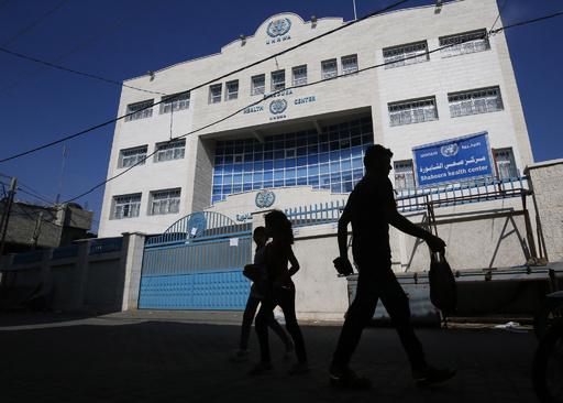 サウジ、パレスチナ難民支援機関へ約60億円支援を発表