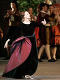 プリセツカヤさん死去、伝説的バレエダンサー 89歳