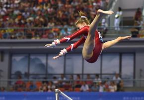 AFPの写真で振り返る2014年スポーツの名珍場面
