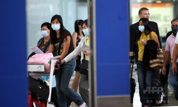 香港で夏のインフルエンザが猛威 死亡者315人