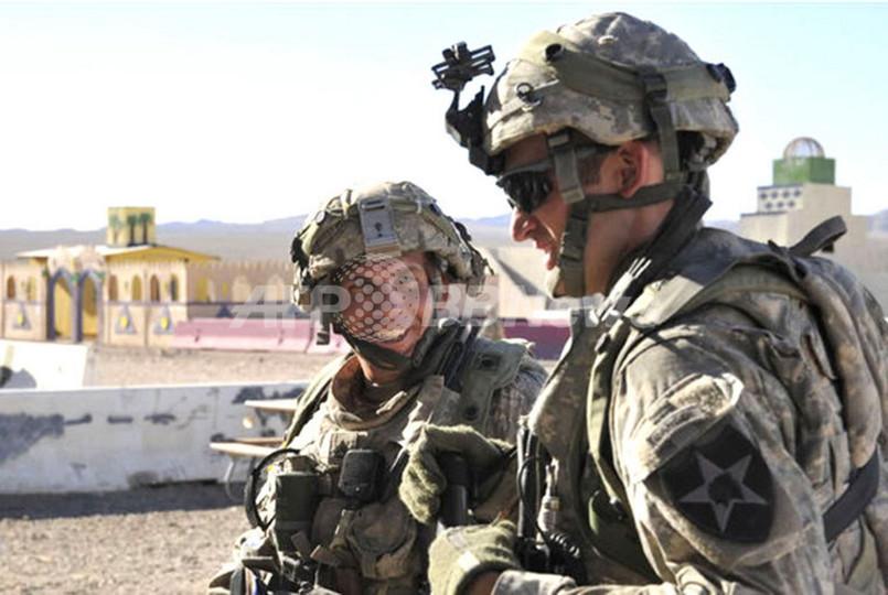 アフガニスタン銃乱射の米兵、身...