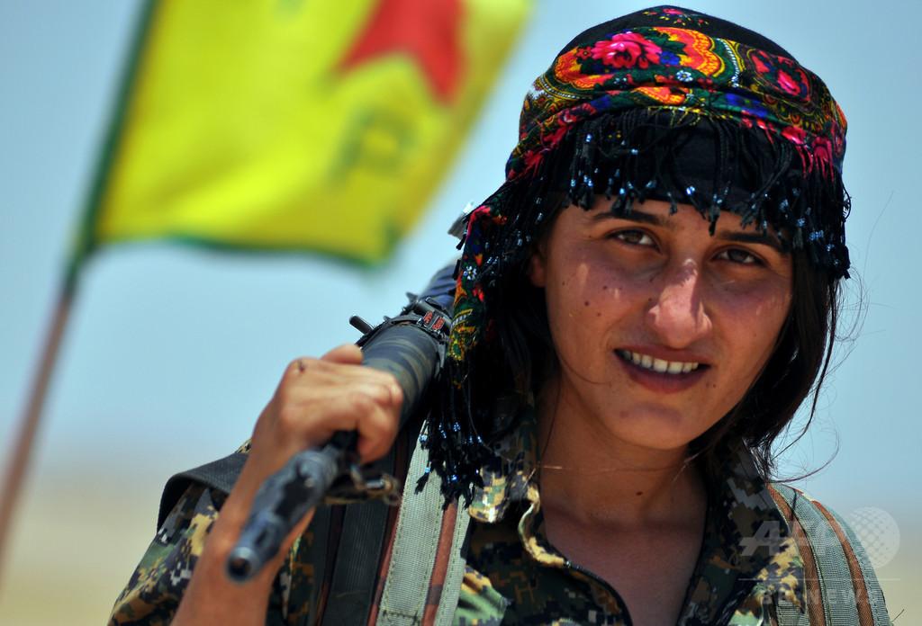 「シリア民主軍」結成、宗教・民族越えた「挙国一致の軍事力」